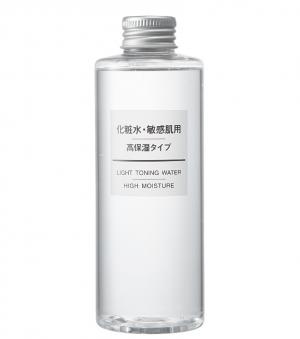 化粧水-敏感肌用-高保湿タイプ 無印良品